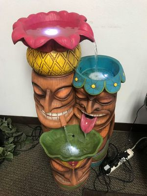 Tiki fountain for Sale in Bell Gardens, CA
