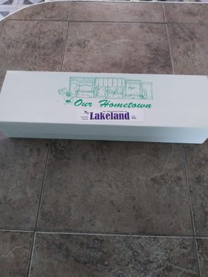 1986 Our Hometown Lakeland Monopoly Game for Sale in Lakeland, FL