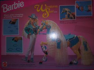 Blue barbie horse for Sale in Bloomington, MN