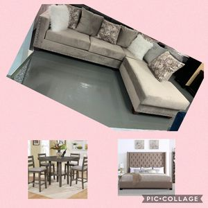 Package beautiful 40 down for Sale in Houston, TX