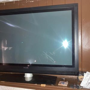 "50"" Screen Tv Phillips for Sale in Fort Worth, TX"