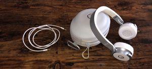 Gray/White Bluetooth Headphones for Sale in Scottsdale, AZ