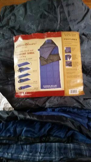 Eddie Bauer Oversized Sleeping bag for Sale in Saginaw, MI
