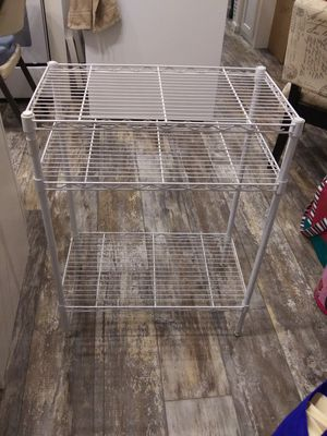 Wire shelf unit for Sale in Cypress, CA