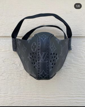 Authentic LV leather N95 face mask for Sale in Cleveland Heights, OH
