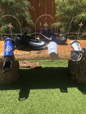 Football cleats for Sale in Menifee, CA