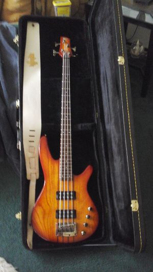 new and used bass guitar for sale in durham nc offerup. Black Bedroom Furniture Sets. Home Design Ideas