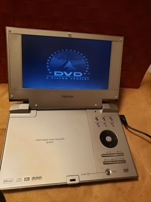 Toshiba portable DVD player for Sale in Columbia, MD