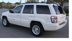 Runs Great 2004 Jeep Grand Cherokee AWDWheels for Sale in Washington, DC