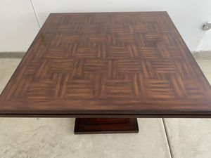 Square Dining Table wood for Sale in Los Angeles, CA