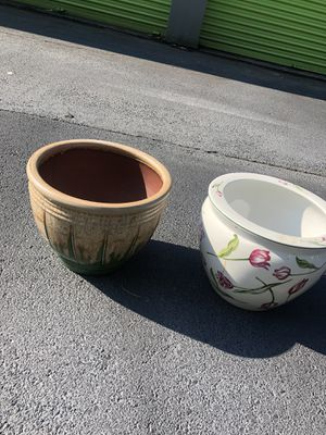 Flower Pots for Sale in Lawrenceville, GA