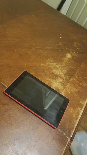 Fire Amazon Tablet for Sale in Oakland, CA
