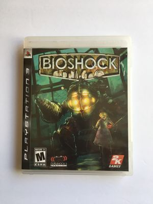 PS3 Game BIOSHOCK for Sale in Tracy, CA