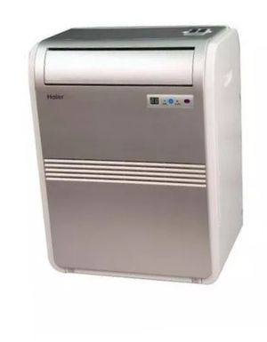 Haier 8,000 BTU cooling portable air conditioner features quiet for Sale in Toms River, NJ