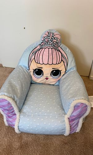 LOL doll bean bag chair. for Sale in Hayward, CA