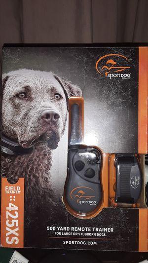 Sportdog 500 yard remote trainer. Field trainer 425xs. for Sale in Arlington, WA