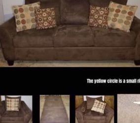 Dark Brown Living room Set for Sale in Houston,  TX