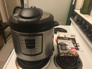 Instant Pot 6qt. for Sale in Seattle, WA