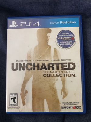 Uncharted for Sale in Philadelphia, PA