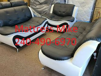 Top Quality 3pc Sofa Loveseat Chair for Sale in College Park,  MD