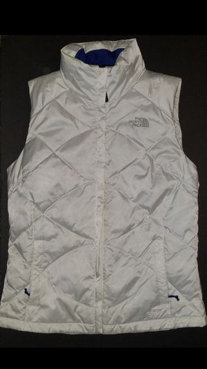 The North Face 550 Reflective Puffer Vest Womens Size S/P for Sale in Seattle, WA