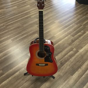 Jay Turner Model JJ-41 DEQKIT Acoustic Electric Guitar for Sale in Port St. Lucie, FL