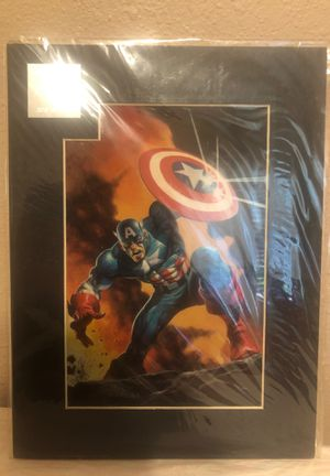 Limited Edition Captain America Laser Cell for Sale in Tampa, FL