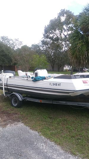 New And Used Deck Boat For Sale In Tampa Fl Offerup