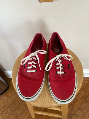 OLD SCHOOL VANS SIZE 13 for Sale in Mission Viejo, CA