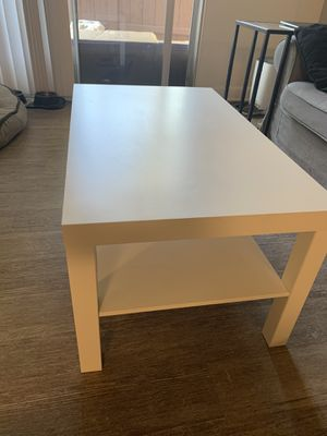 Very New IKEA Coffee Table $35 ($50 Original) for Sale in Walnut, CA