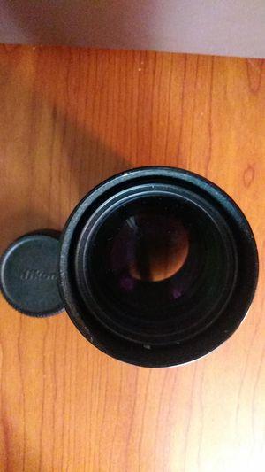 Nikon 135mm lens for Sale in Sacramento, CA