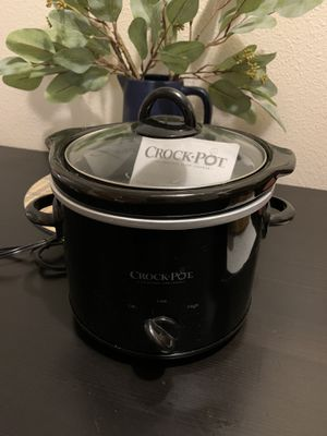 Crock Pot slow cooker for Sale in Denver, CO