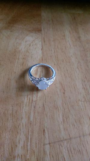 Sri Lanka silver moonstone sterling silver ring. for Sale in Egg Harbor City, NJ