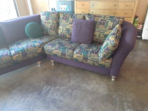Living room set...3 piece's and coffe table and end table for Sale in St. Louis, MO