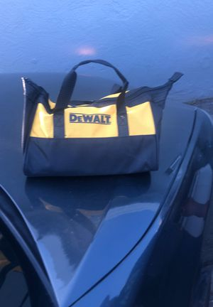 New drill ,charger, two batteries with bag (dewalt) for Sale in Hayward, CA