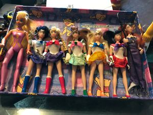 6 inch Sailor Moon doll for Sale in Los Angeles, CA