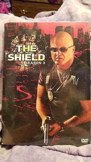 The Shield Season 3 for Sale in Wood Dale, IL