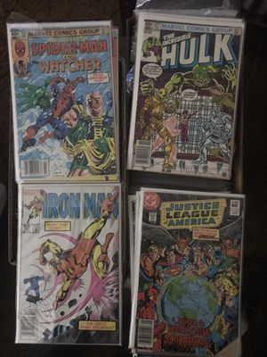 Over 600 comic books for Sale in Cleveland, OH