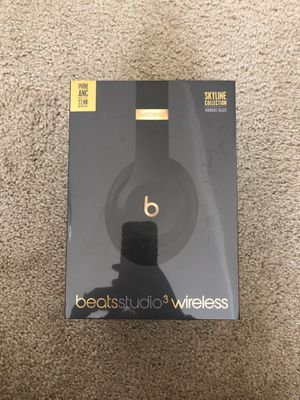 Beats Studio 3 Wireless Headphones for Sale in Sumner, WA