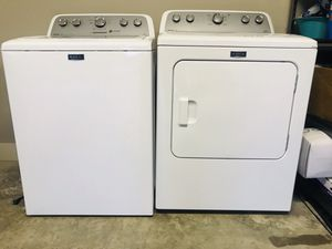 Maytag Washer & Dryer for Sale in Montgomery, AL