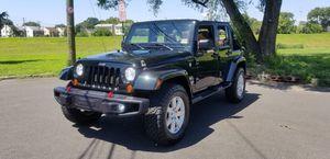 2012 Jeep Wrangler Sahara for Sale in Elizabeth, NJ