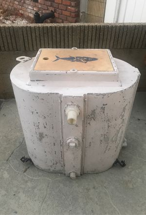 Kodiak 32 Gal bait tank for Sale in Garden Grove, CA