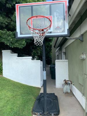 PRICE DROPPED Basketball hoop for Sale in Alta Loma, CA