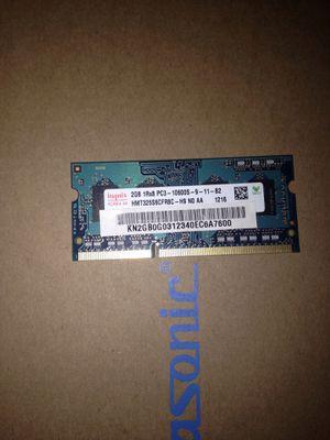 PC3 2gb ram for Sale in Woden, IA