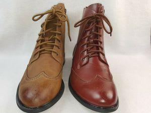 "Delli Aldo ""Ken M-828"" Men's Stylish Ankle Dress Boots Size 11 & 13 for Sale in Detroit, MI"
