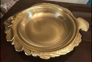 Large Two Piece Serving Platter Fish Shape for Sale in Dallas, TX