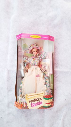 Barbie Pioneer Collector Edition for Sale in Newark, CA