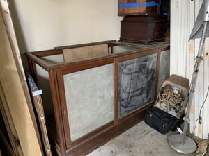 8 ft store display (back side pictures) for Sale in Annandale, VA