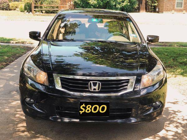 $8OO I sell my family car 🔥🔥2OO9 Honda Accord Sport 𝓹𝓸𝔀𝓮𝓻 𝓢𝓽𝓪𝓻𝓽!🔥🔥