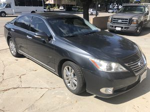 2011 Lexus ES350 Clean Title Low Miles 4-New Tires + Battery + Carfax $12800 OBO for Sale in Los Angeles, CA